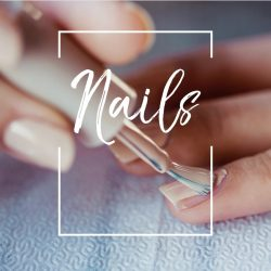Nails Hompage Button